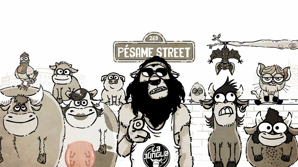 Pésame Street