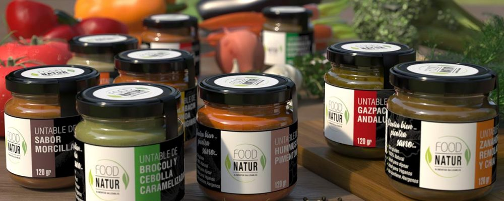Food Natur – Alimentos saludables