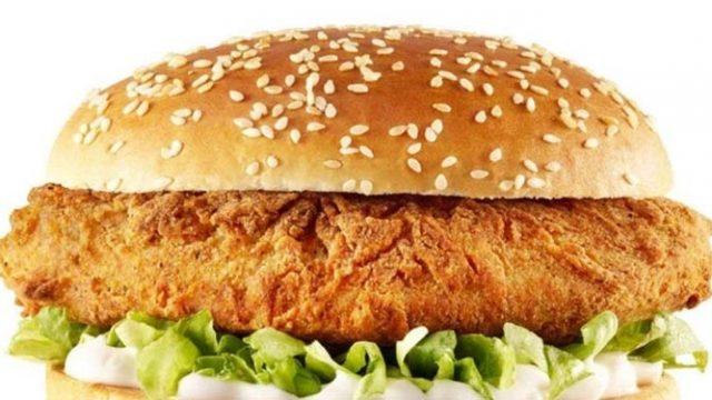 KFC lanzará una hamburguesa vegana