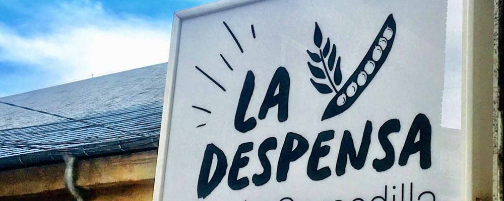 Nueva tienda a granel en Cercedilla