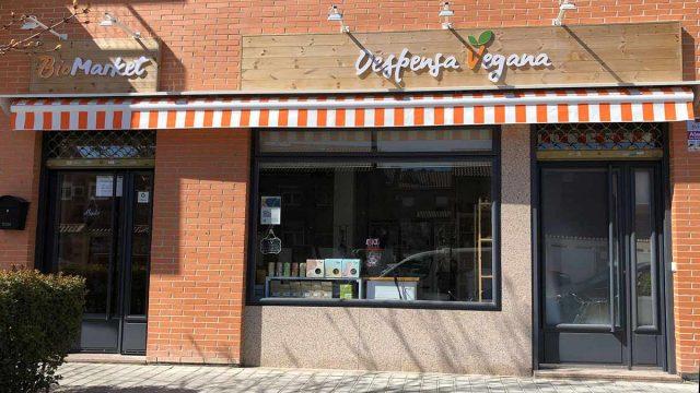 La Despensa Vegana – Tienda en Rivas