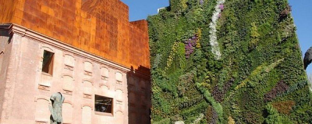 Calle Huertas en Madrid