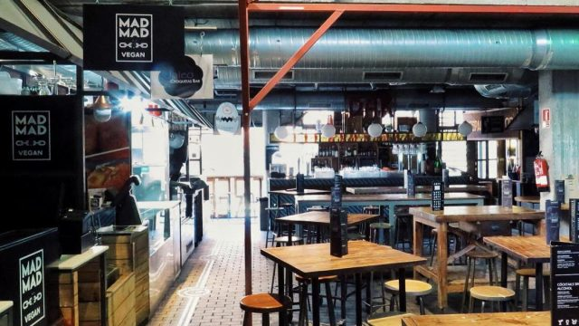 Mad Mad Vegan – Nuevo local vegano en Madrid