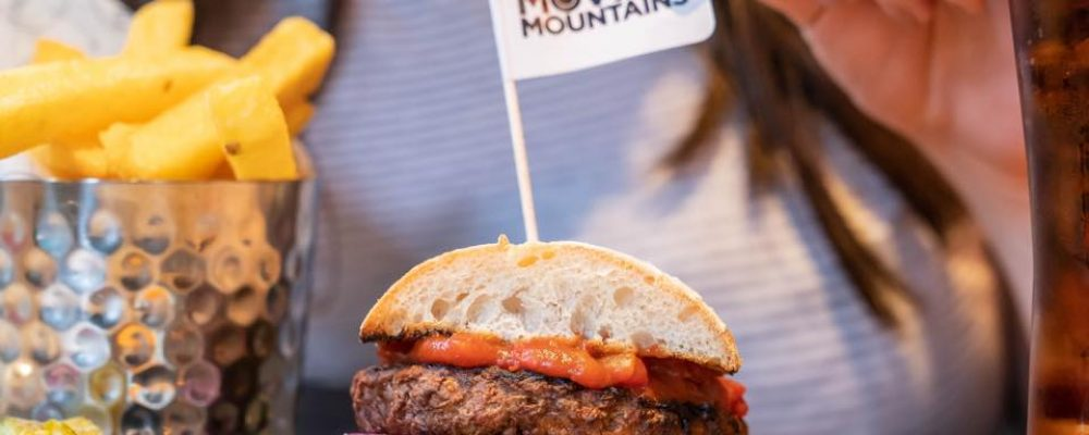 Moving Mountains Burger en España