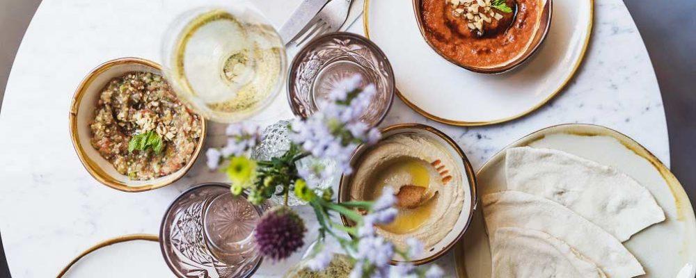 Mune – Cocina libanesa con opciones vegetales en Chueca