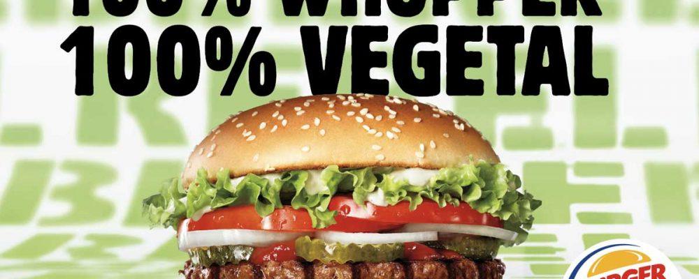 Rebel Whopper – Whopper vegetariana