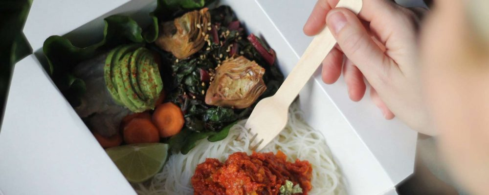 Romero Verde – Comida vegana a domicilio