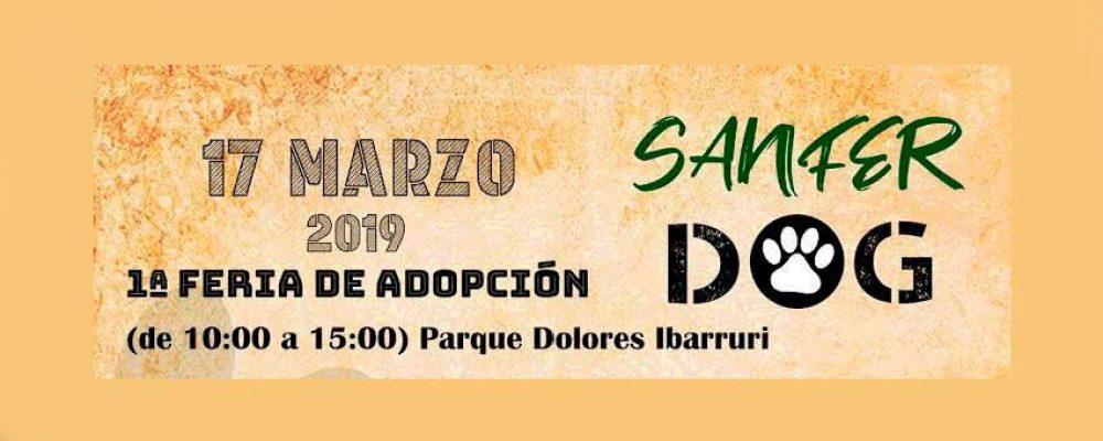 Sanfer Dog – Feria de Adopción