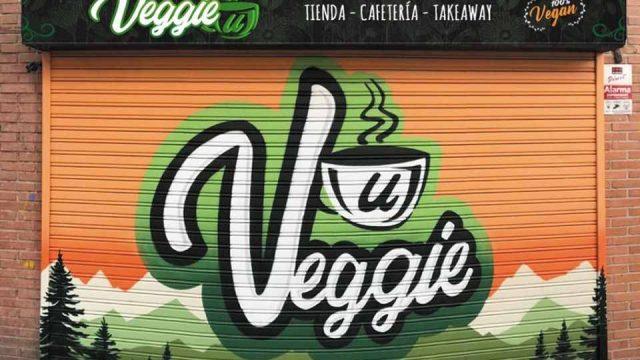 VeggieU – Tienda vegana en Vallecas