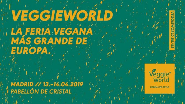 VeggieWorld en Madrid