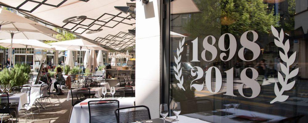 Hiltl-El restaurante vegetariano más antiguo del mundo